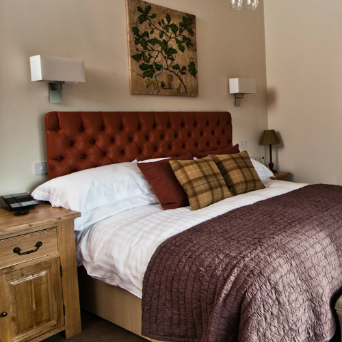 Accommodation at The Oak Tree Inn