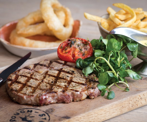Steak Night in Helperby at The Oak Tree