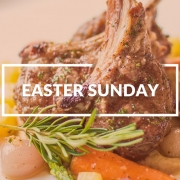 Easter Sunday in Helperby at The Oak Tree Inn